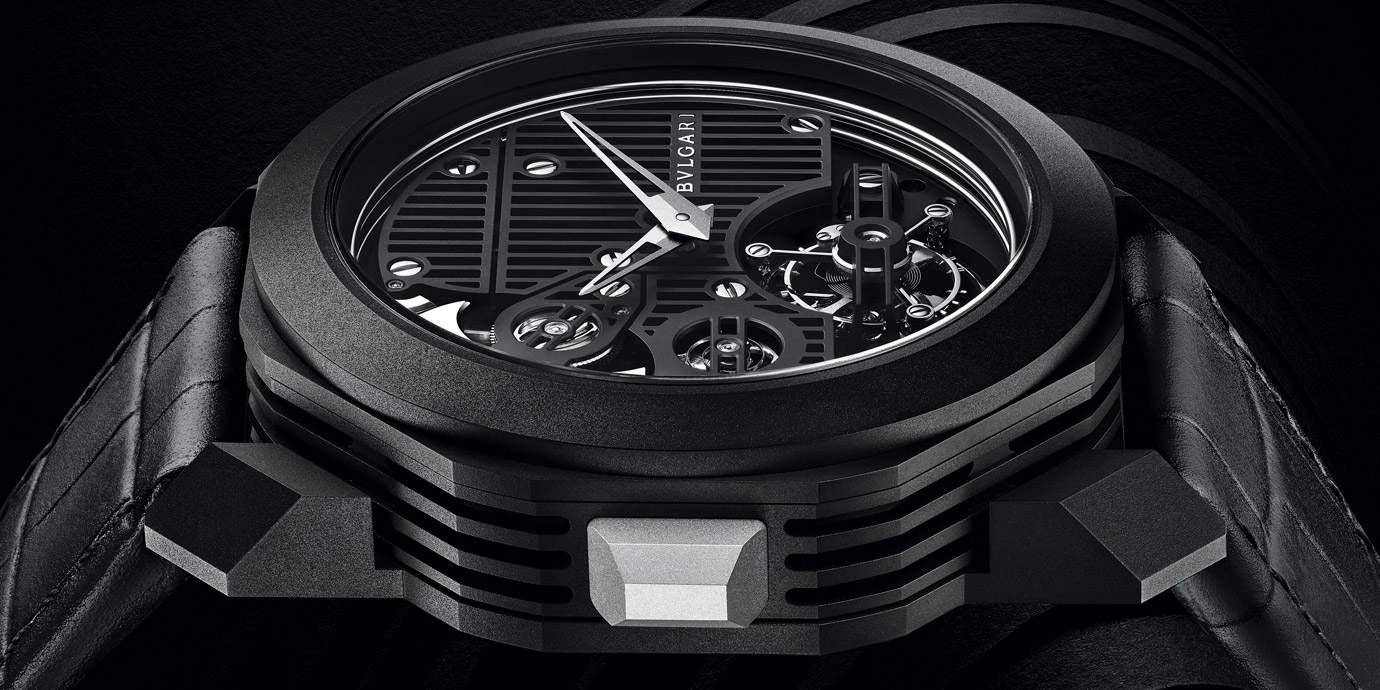 【LVMH Watch Week 2021】視聽雙重饗宴:BVLGARI Octo Roma鐘樂報時陀飛輪腕錶
