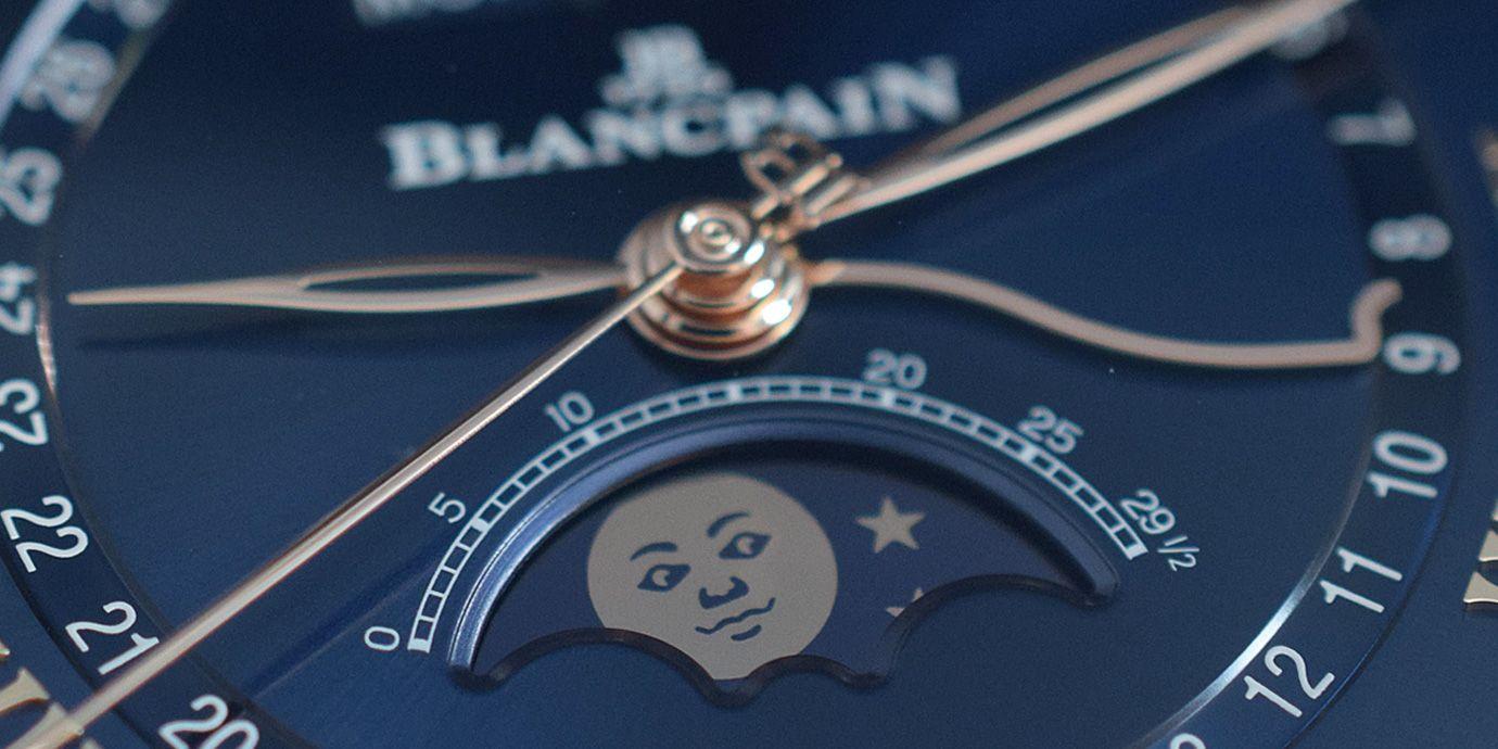 傳承200多年的工藝底蘊:Blancpain的迷人美學