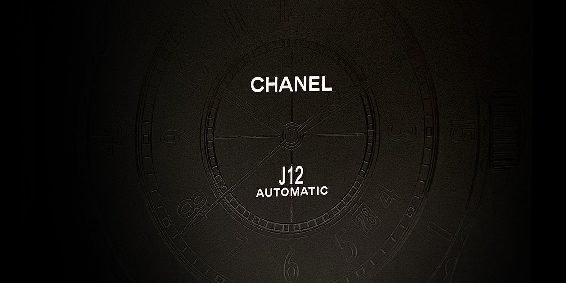 書寫傳奇20載:CHANEL J12腕錶專書出版!