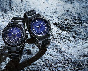 時間誕生於浩瀚的湛藍宇宙:CITIZEN 超級鈦星空藍款式