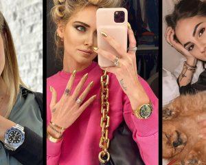 另一種性感:歐美網紅與Rolex運動款腕錶