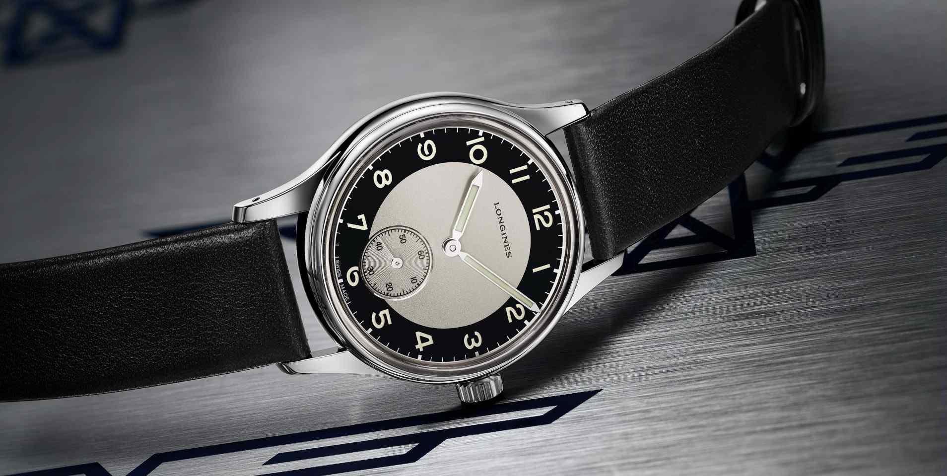一窺1940年代的派對盛宴:浪琴表 Heritage Classic 經典復刻系列 Tuxedo 腕錶