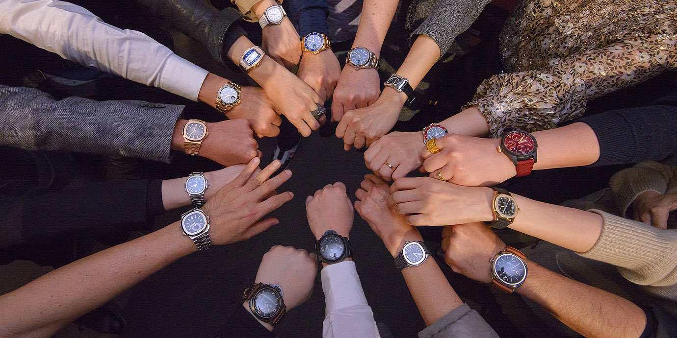 手上戴的錶透露出你的月薪嗎?!