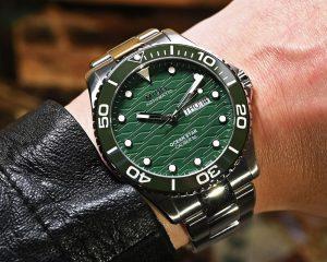 無須年終也能入手?MIDO全新Ocean Star 200C陶瓷圈腕錶!