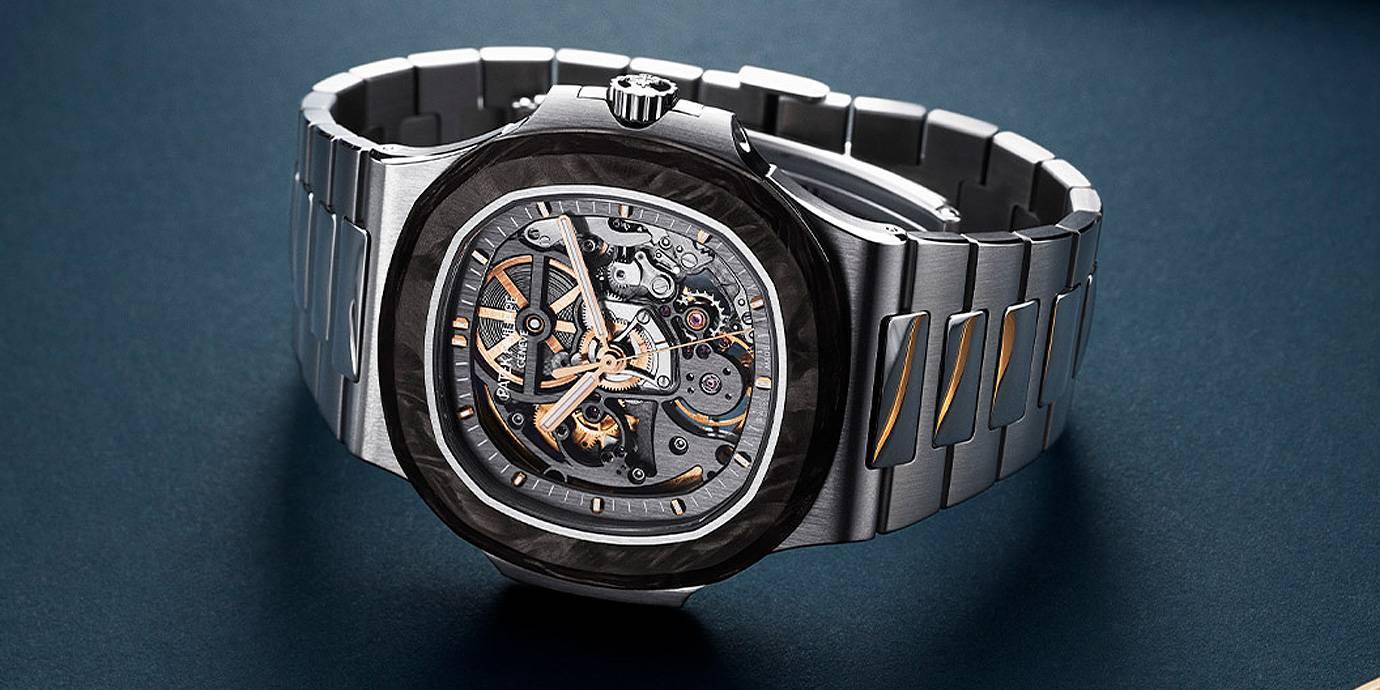 這款金鷹絕對不撞錶:Patek Philippe Nautilus Ref.5711改裝腕錶
