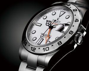 因探險而生:回顧Rolex Explorer II半世紀進化史