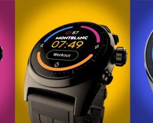 你可以更輕鬆入主頂級精品智慧錶:萬寶龍全新Summit Lite智能腕錶在台上市