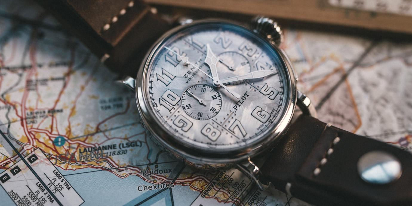 【LVMH Watch Week 2021】復古VS.創新:Zenith Pilot Type 20 Silver計時碼錶與Defy 21 Urban Jungle