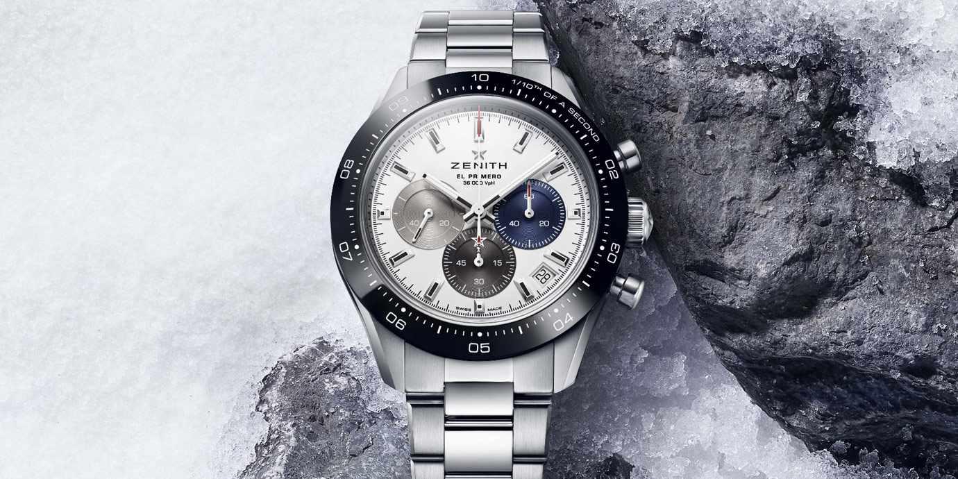 集El Primero經典於一尊:Zenith Chronomaster Sport運動計時碼錶