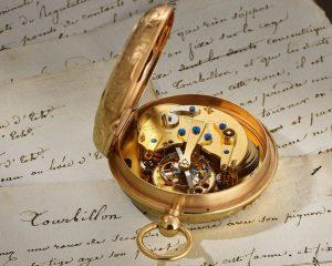 地心引力抓不住我:Breguet 陀飛輪問世220週年