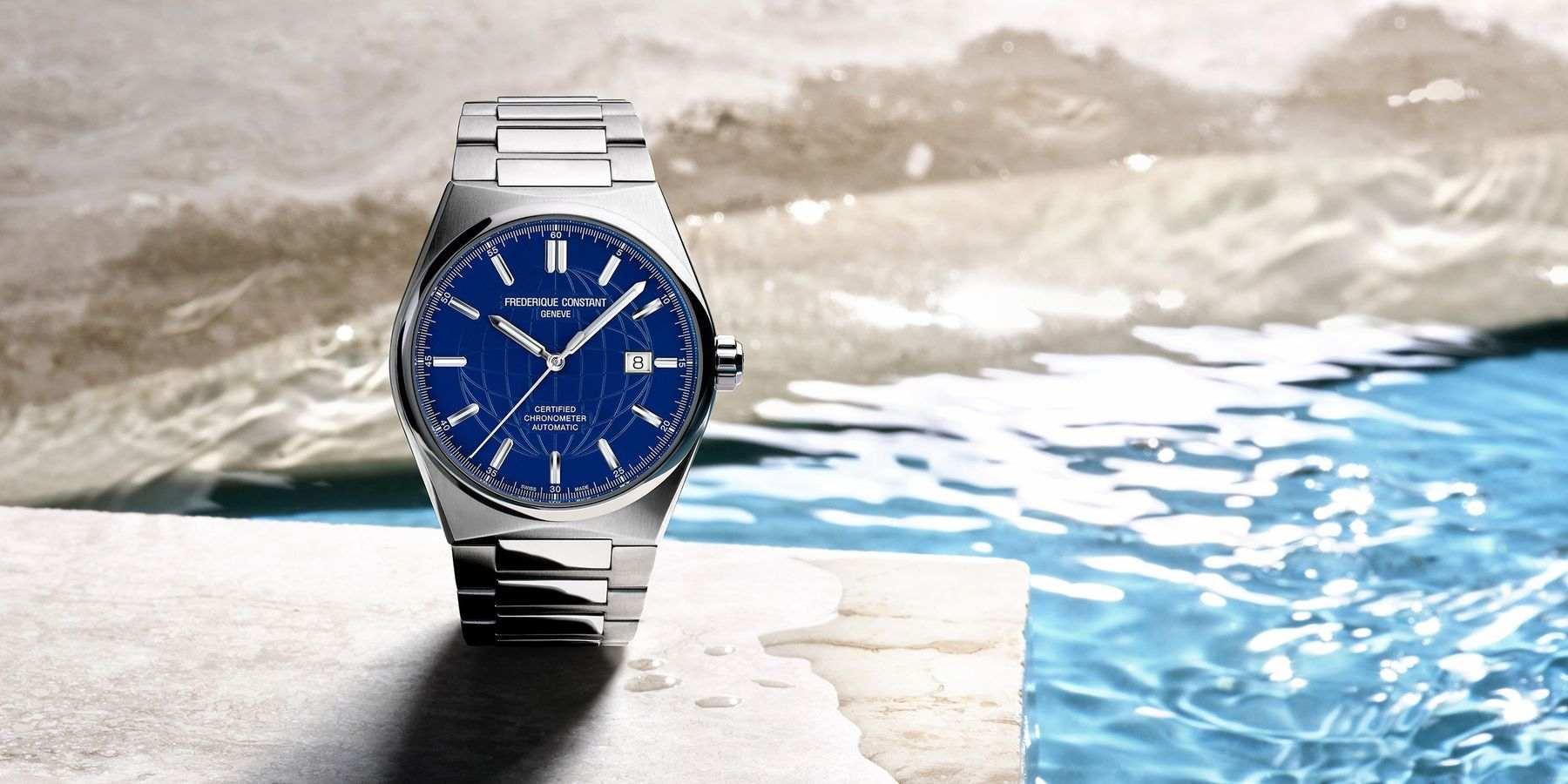 跳脫平凡新選擇:Frederique Constant Highlife系列腕錶
