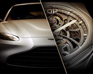跨界呈現性能與美學:Girard-Perregaux成為Aston Martin官方時計合作夥伴