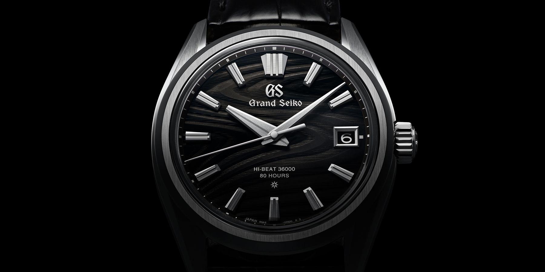 【2021線上錶展】時間本質,精神體現:GS Heritage Collection Seiko 140週年限量版