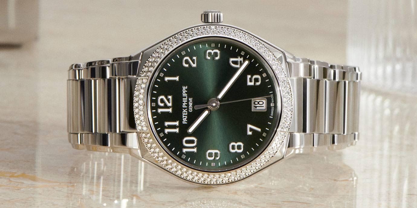【2021線上錶展】錶王年度新作第一波:Patek Philippe Twenty~4系列(附台幣參考售價)