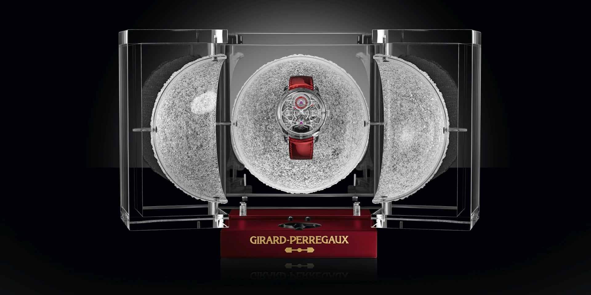 紅紅火火迎金牛:芝柏表 Quasar Infrared 赤焰之光腕錶