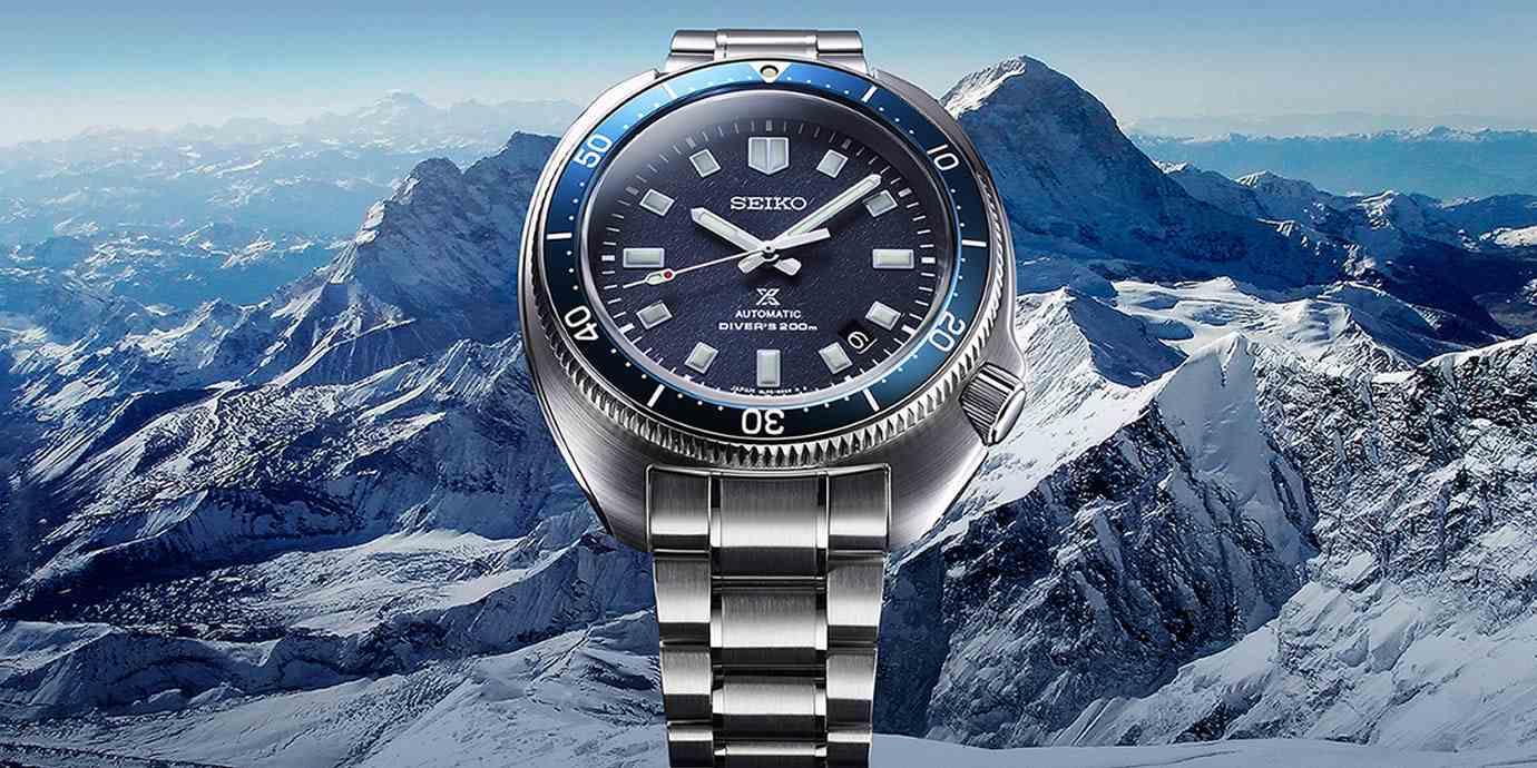 【2021線上錶展】致敬植村直己挑戰極限精神:Seiko推出1970年潛水錶現代詮釋版