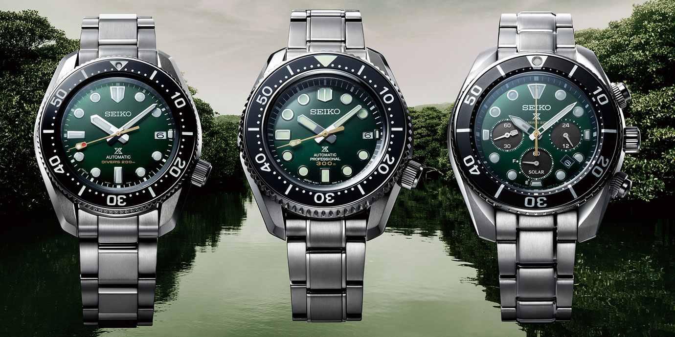 【2021線上錶展】從錶盤感受日式風情:Seiko 140週年紀念款