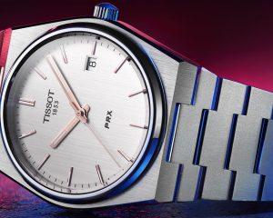 復刻70年代的經典設計:Tissot PRX 40 205腕錶