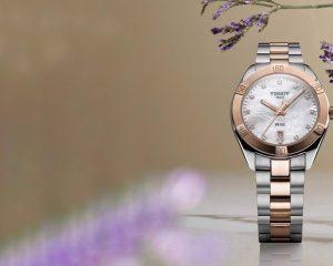 情人節的續集:回禮TISSOT PR100 Sport Chic華麗女裝腕錶,為您表達知心情意