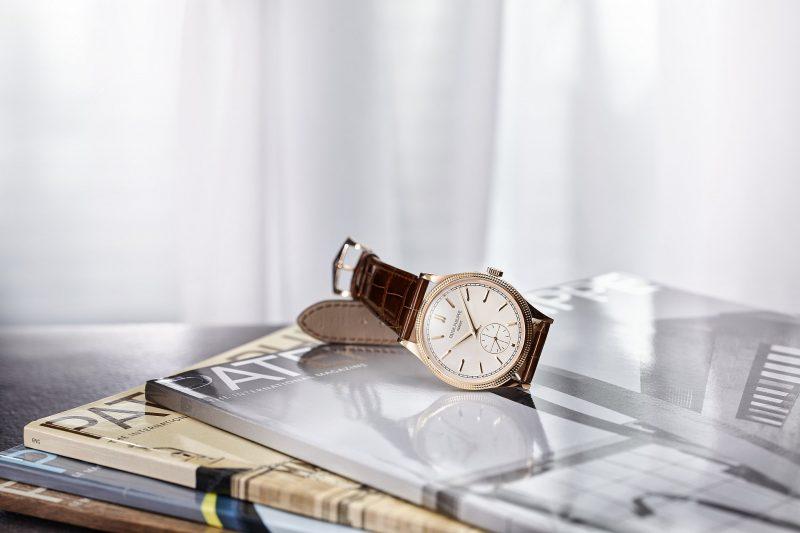 【2021線上錶展】百達翡麗Calatrava編號6119「巴黎飾釘」腕錶