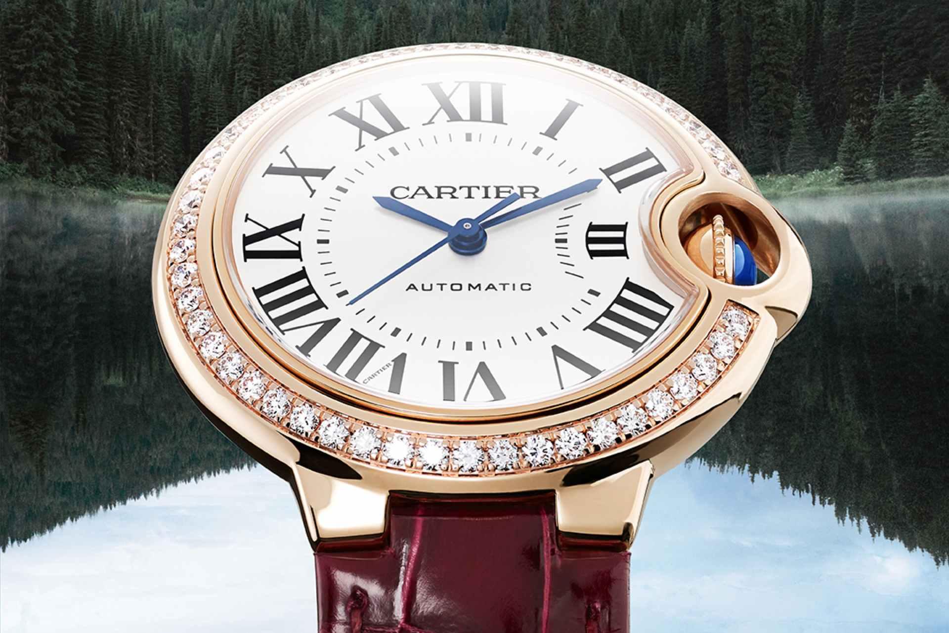 從豐富款式再度檢視經典:Ballon Bleu de Cartier