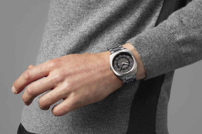 【2021線上錶展】剛強又溫柔的力量:Hermès H08 腕錶