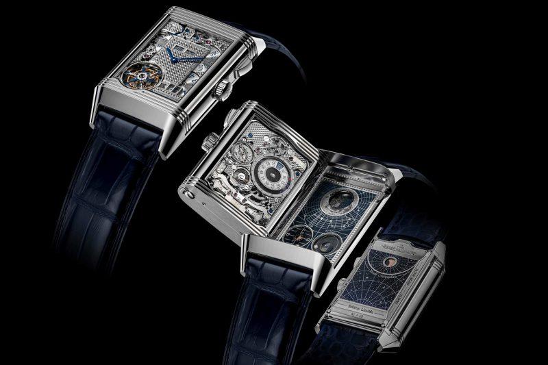 【2021線上錶展】全球首款四面腕錶:積家Reverso Hybris Mechanica Calibre 185