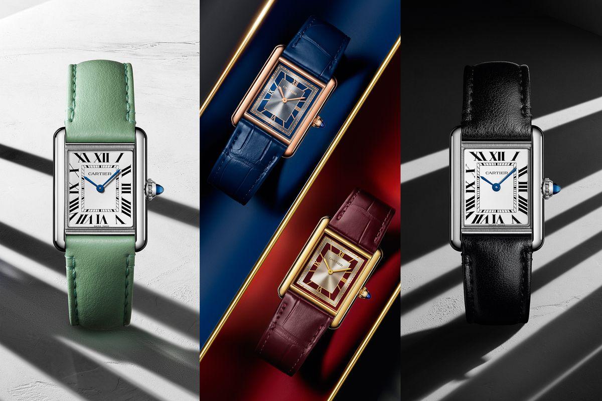 【2021線上錶展】Cartier不敗經典 續寫傳奇