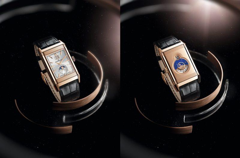 積家隆重推出 Reverso Tribute Nonantième 翻轉系列九十週年紀念腕錶