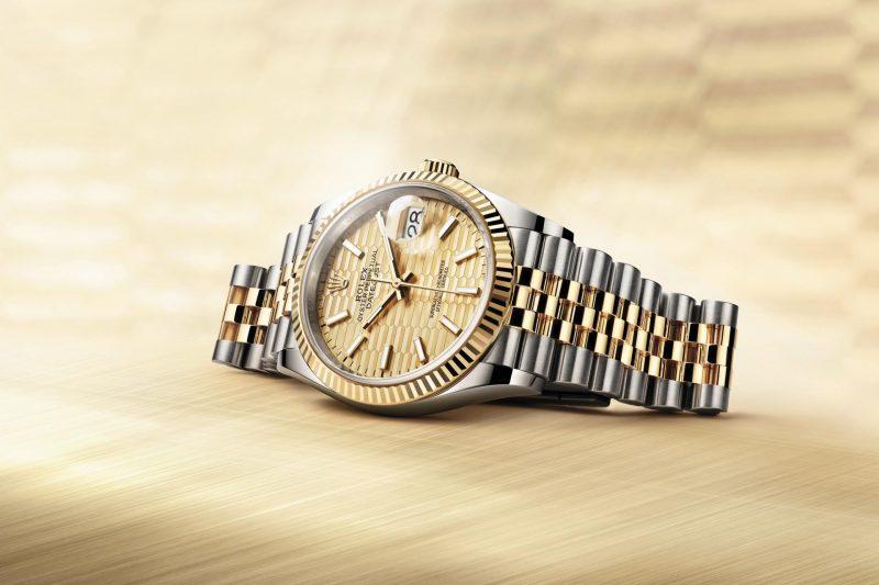 【2021線上錶展】不僅裡子強,「錶」面工夫勞力士也很會:Datejust 36新款很吸睛