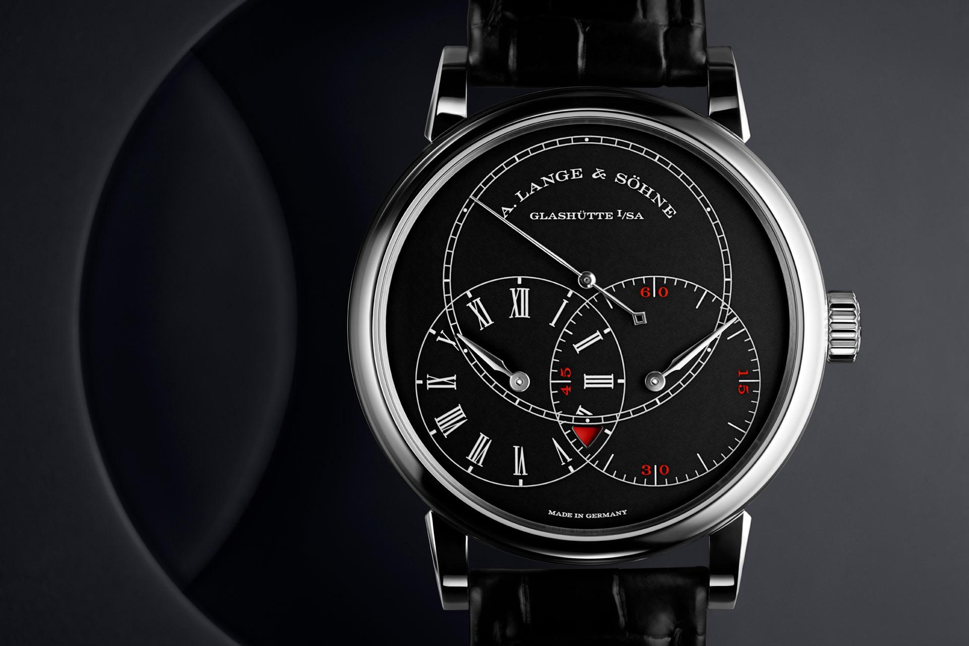 從經典造型認識 A.Lange & Söhne 六大腕錶系列
