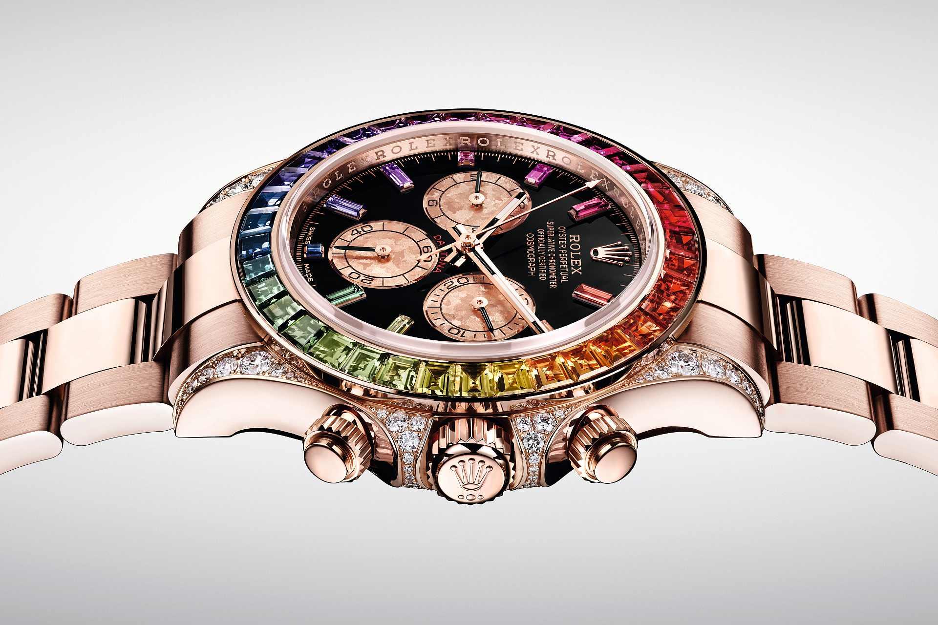 Rolex的魅力與潛力