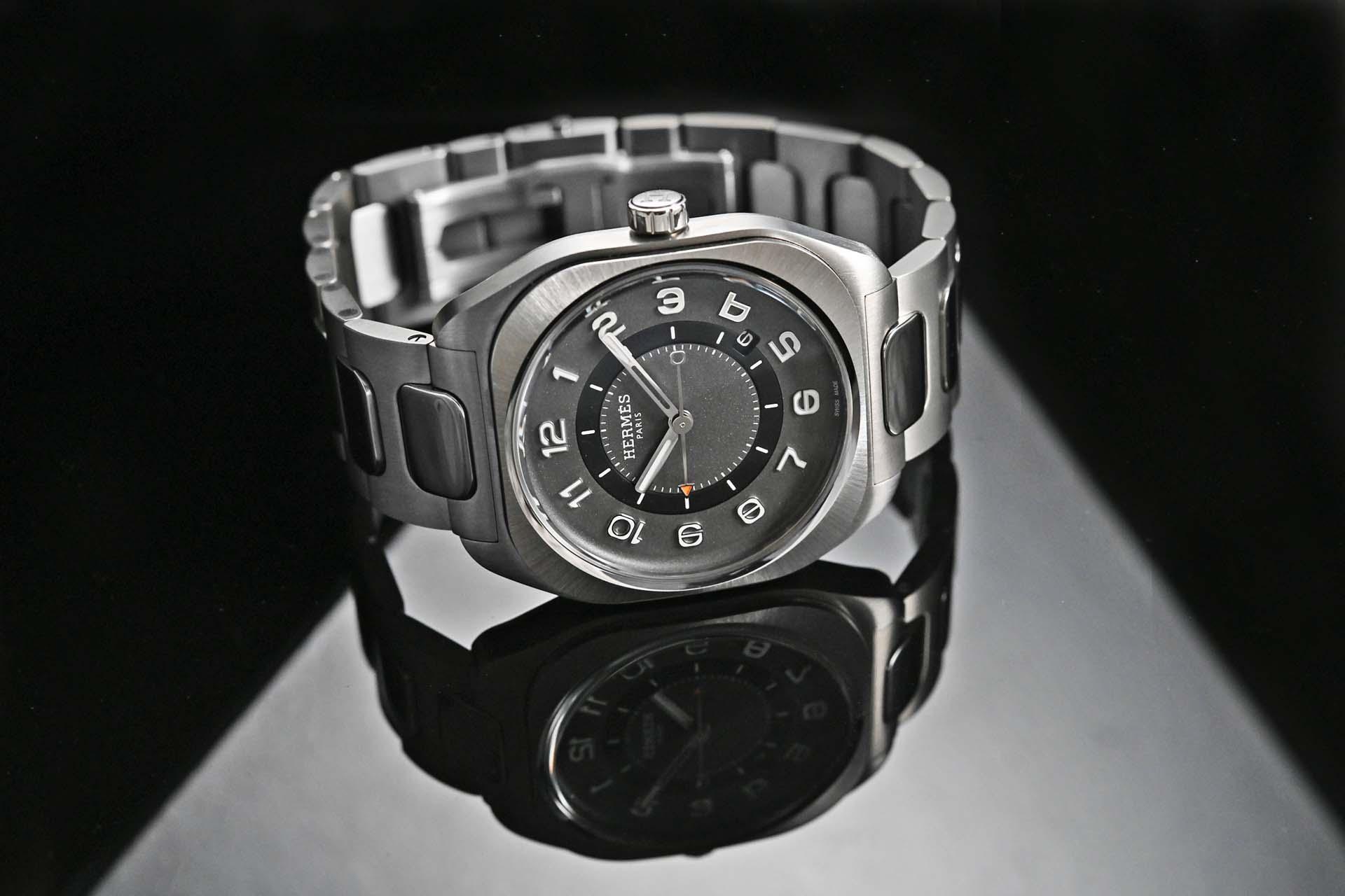 【2021線上錶展】當愛馬仕不愛馬仕?全新Hermès H08系列