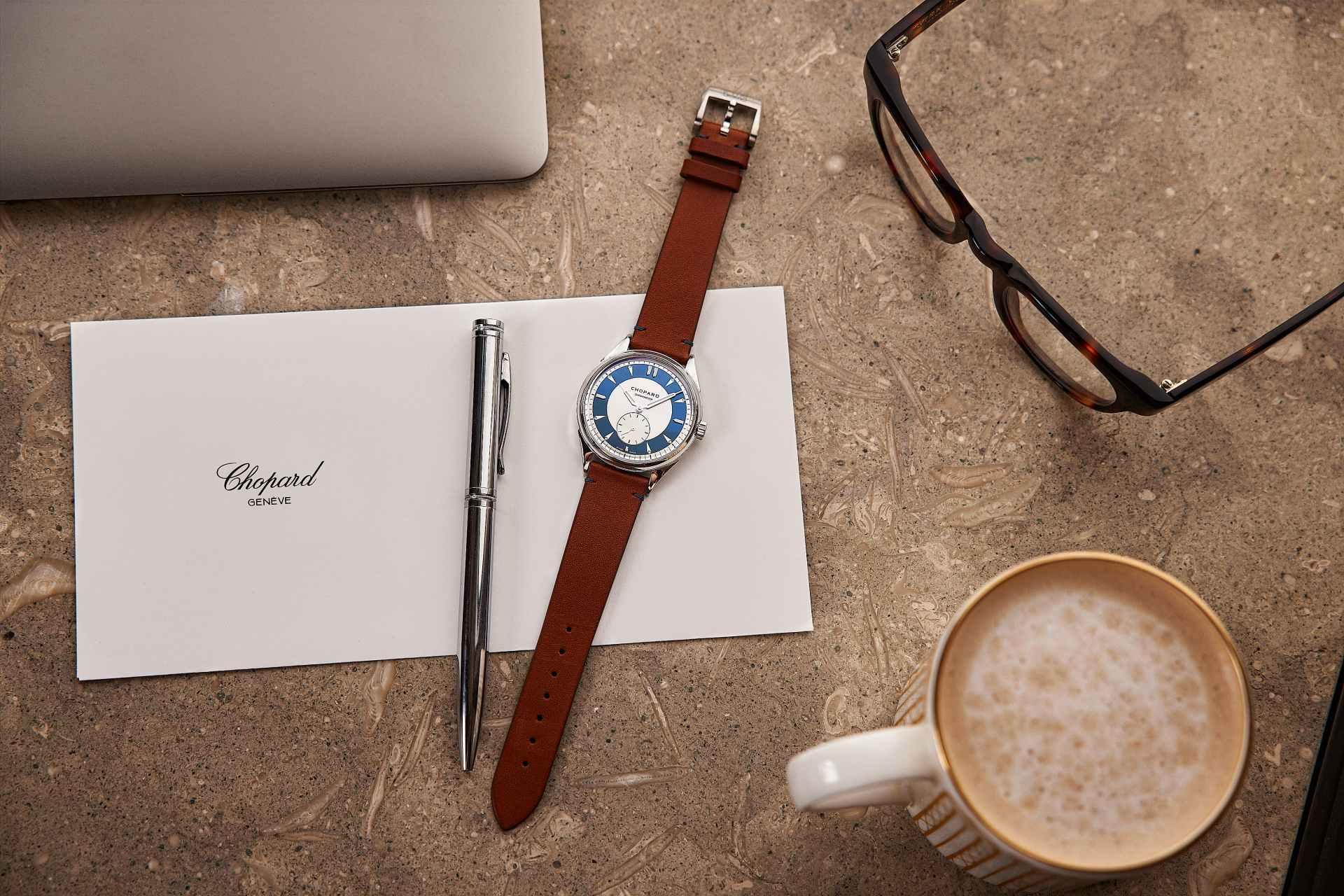 【2021線上錶展】蕭邦錶發表 L.U.C QF Jubilee腕錶,誌念創廠25周年