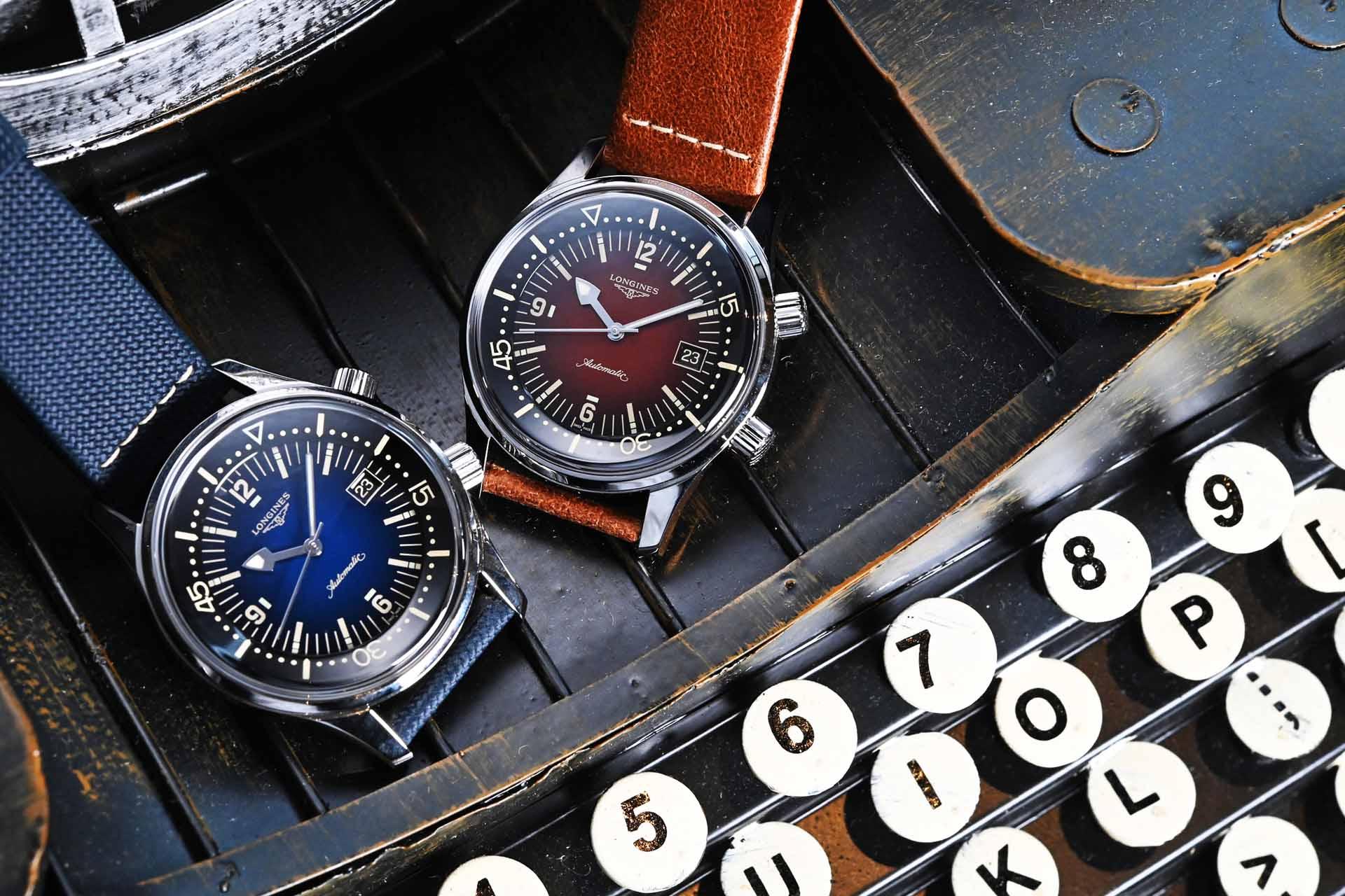 【2021線上錶展】活化歷史的現代氣息:Longines全新腕錶大軍