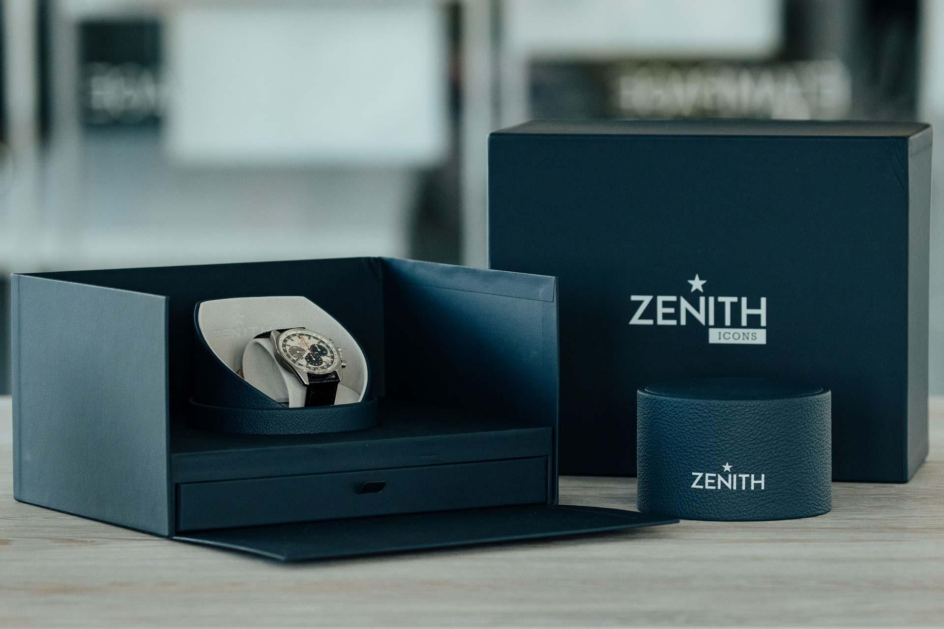 原汁原味重現El Primero古董錶:Zenith推出ICONS經典系列