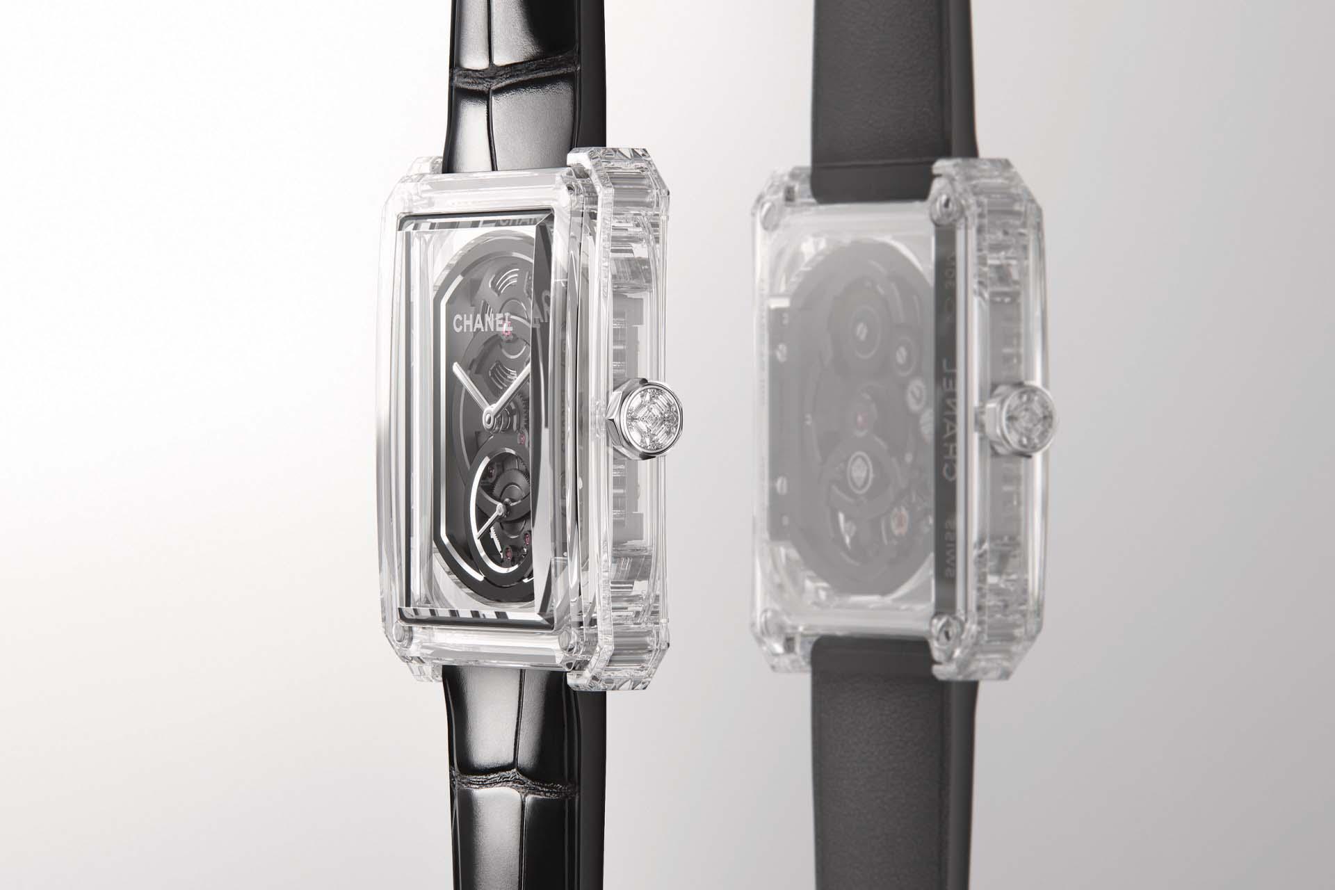 透視製錶技藝:CHANEL自製機芯腕錶