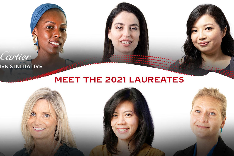 向女性企業家致敬:卡地亞「靈思湧動女性創業家獎」得獎者揭曉