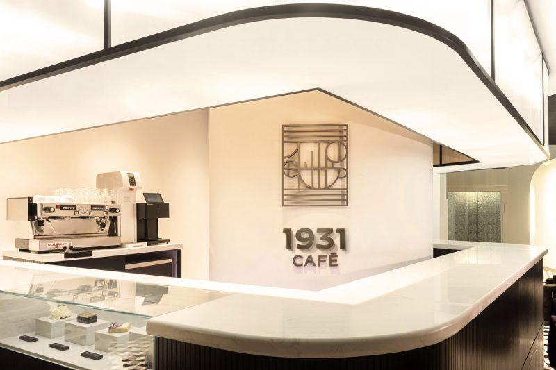 歡迎光臨 Jaeger‑LeCoultre 1931 Café