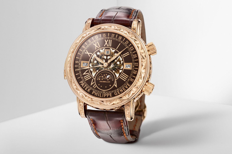 【2021線上錶展】融合匠心工藝:Patek Philippe 呈現多款絕美三問時計