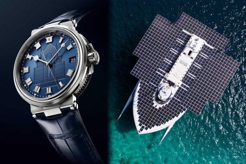 愛護海洋、以身作則:鐘錶品牌與海洋保育