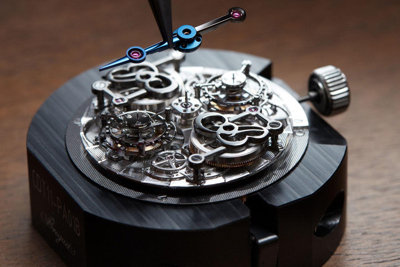 陀飛輪生日快樂:精選七款Breguet陀飛輪腕錶