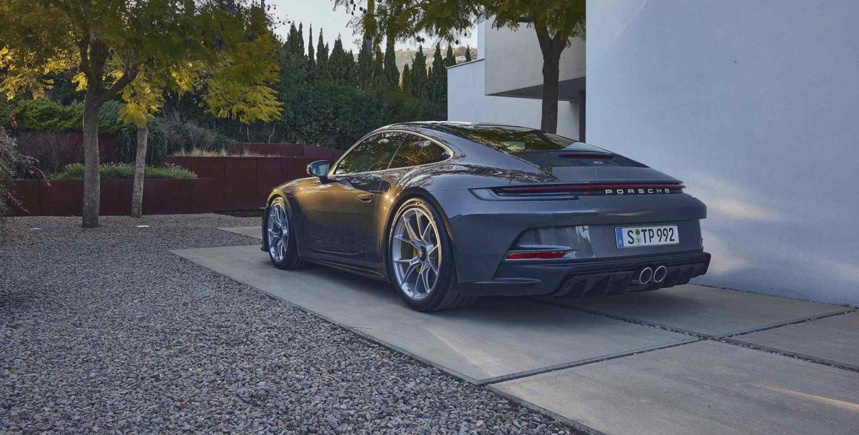 忠於純粹概念的高性能座駕:全新保時捷911 GT3 with Touring Package