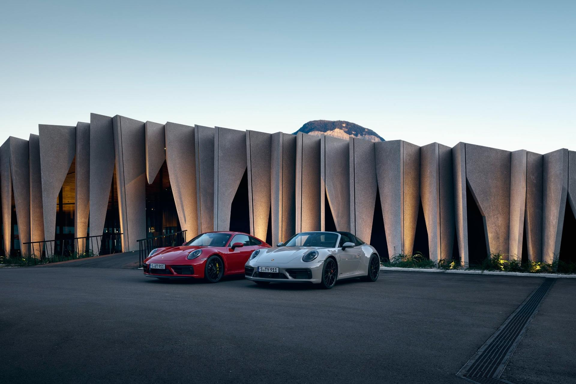 保時捷911 GTS 全新車款報到,性能與動力再躍進
