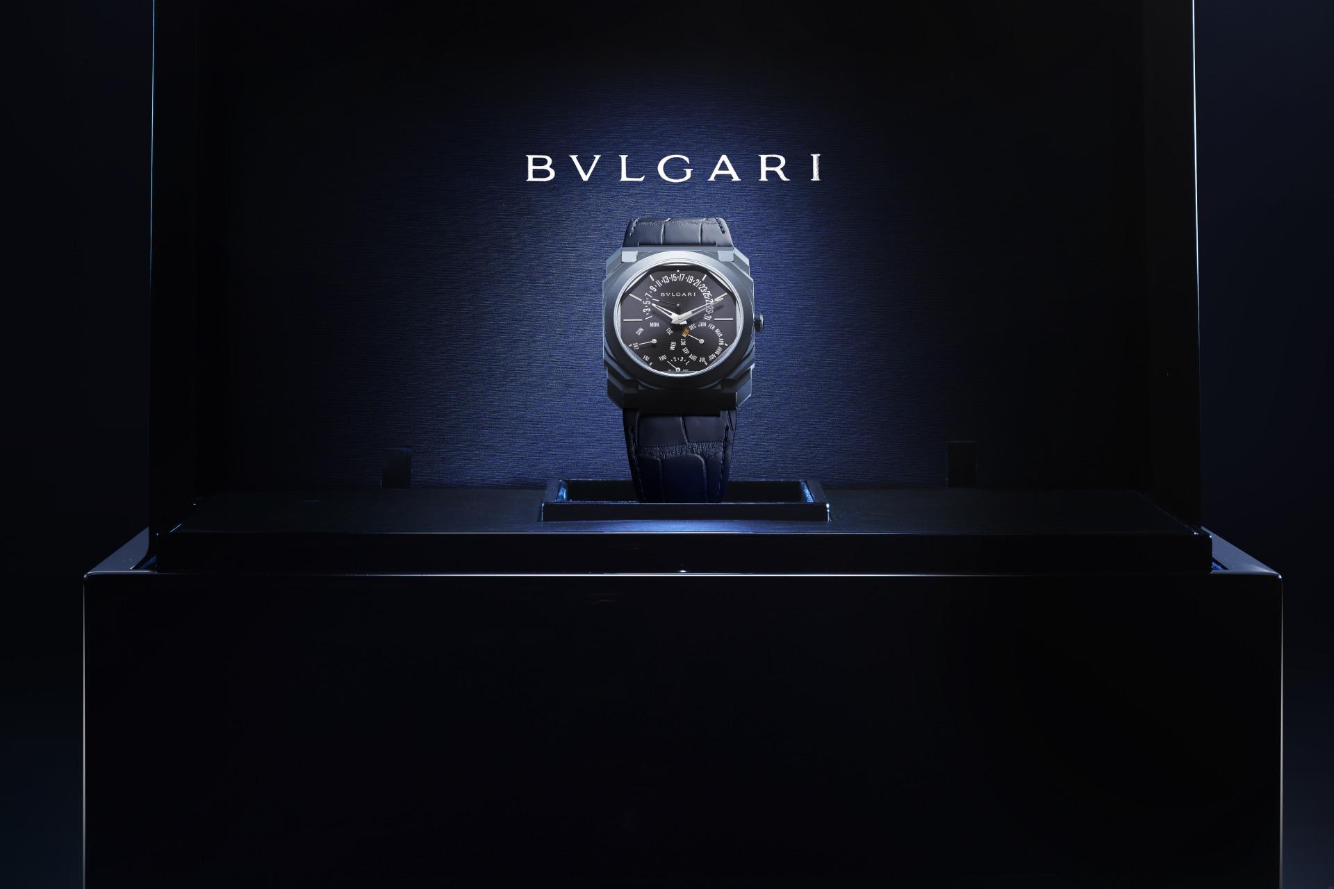 第一次就是唯一:寶格麗Octo Finissimo超薄萬年曆腕錶ONLY WATCH 鉭金屬版