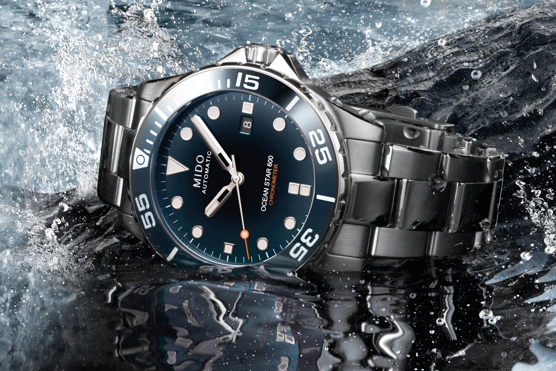 【2021線上錶展】高CP值潛水錶再升級:Mido Ocean Star 600 Chronometer