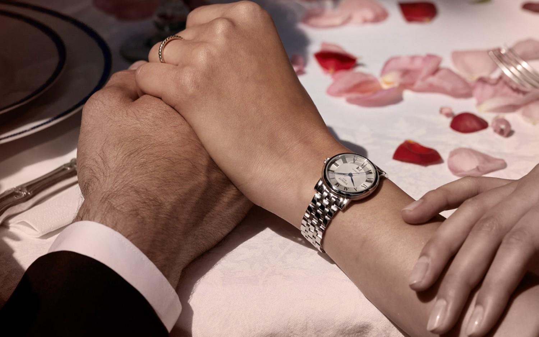 分秒表達愛意:TISSOT 七夕情人節錶款推薦