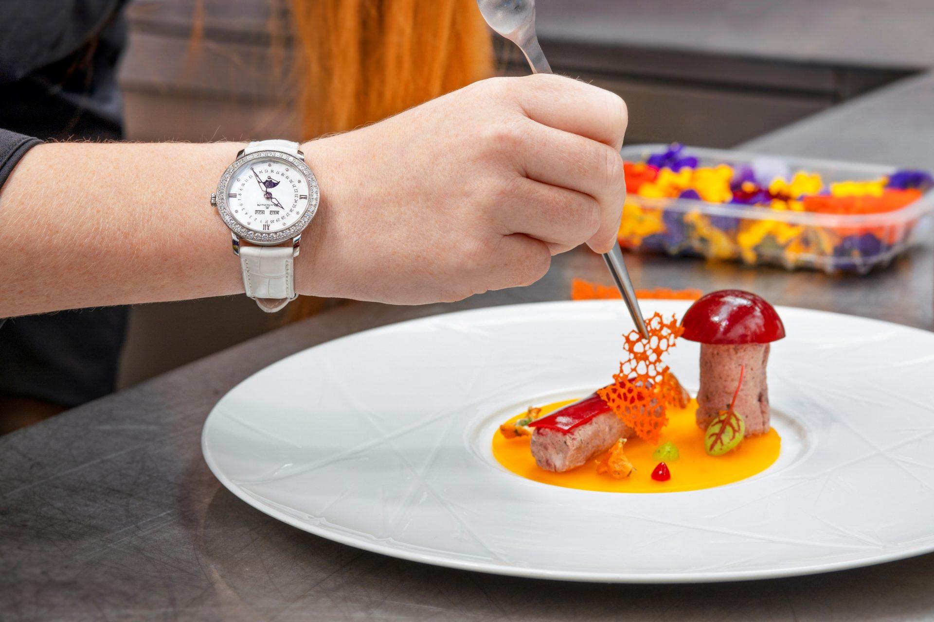 米其林摘星名廚的御用計時:Blancpain 獨佔熠熠星空