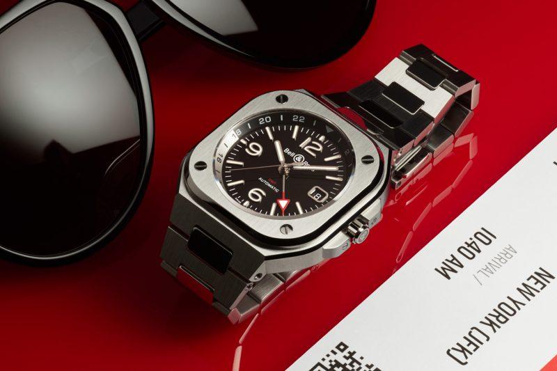 陽剛風格旅行去:Bell & Ross 首款 BR 05系列GMT腕錶誕生