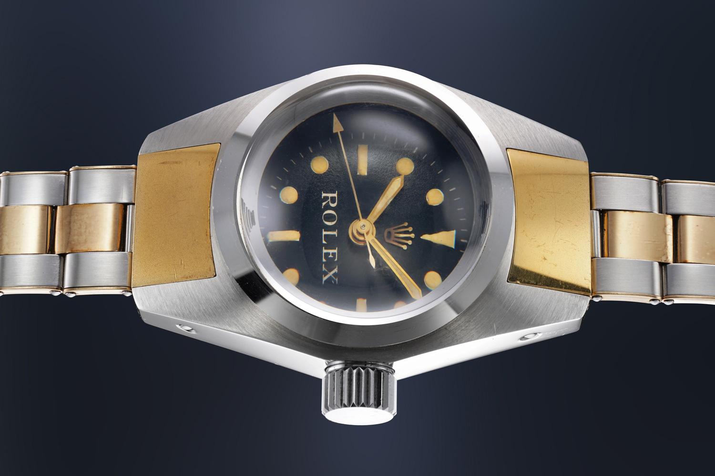 這才叫水鬼王! 富藝斯將拍賣Rolex Deep Sea Special潛水錶